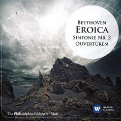 """Philadelphia Orchestra (Филадельфийский Оркестр): Beethoven: Symphony No. 3 """"Eroica"""" & Fidelio - Ouverture"""