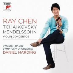 Ray Chen (Рэй Чен): Violin Concertos