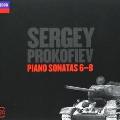 Vladimir Ashkenazy (Владимир Ашкенази): Prokofiev: Piano Sonatas 6-8
