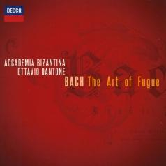 Accademia Bizantina (Византийская Академия): Bach: The Art of Fugue