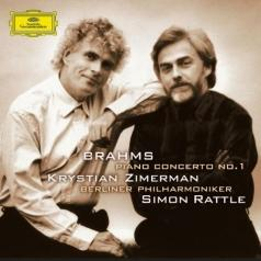 Krystian Zimerman (Кристиан Цимерман): Brahms: Piano Concerto No.1