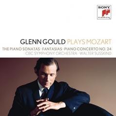 Glenn Gould (Гленн Гульд): Complete Piano Sonatas; Fantasias; Piano Concerto No. 24; Piano Sonatas 1-18