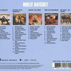 Molly Hatchet (Молли Хатчет): Original Album Collection