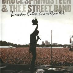 Bruce Springsteen (Брюс Спрингстин): London Calling Live In Hyde Park