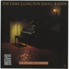 Duke Ellington (Дюк Эллингтон): Intimacy Of The Blues