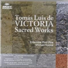 Michael Noone (Михаэль Нун): Tomas Luis de Victoria: Sacred Works