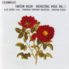 Fartein Valen (Фартейн Вален): Orchestral Music, Vol.1: Symphony No.1. Volin Concerto
