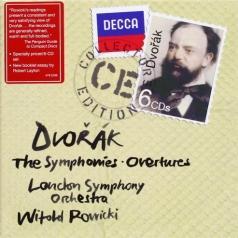 Witold Rowicki (Витольд Ровицкий): Dvorak: The Symphonies
