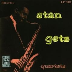 Stan Getz (Стэн Гетц): Stan Getz Quartets