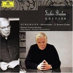 Dietrich Fischer-Dieskau (Дмитрий Фишер-Дискау): Schumann: Lieder