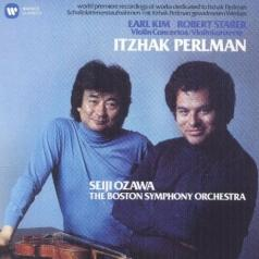 Itzhak Perlman (Ицхак Перлман): Violin Concertos - Perlman, Boston/Ozawa