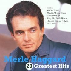 Merle Haggard: 20 Greatest Hits