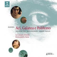 Emmanuelle Haim (Эммануэль Айм): Aci, Galatea E Polifemo