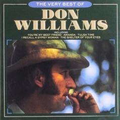 Don Williams (Дон Уильямс): The Very Best Of
