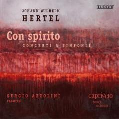 Sergio Azzolini: Bassoon Concertos. Sinfonias