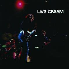 Cream (Скреам): Live Cream