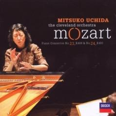 Mitsuko Uchida (Мицуко Утида): Mozart: Piano Concertos Nos.24 & 23