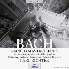 Karl Richter (Карл Рихтер): Bach: Sacred Masterpieces
