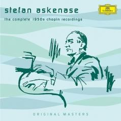 Stefan Askenase (Стефан Аскеназе): Complete 1950s Recordings on Deutsche Grammophon