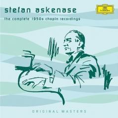 Stefan Askenase (Стефан Аскеназе): Complete 1950s Recordings on Deutsche Grammophon
