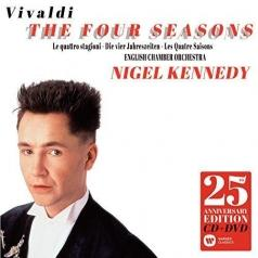 Nigel Kennedy (Найджел Кеннеди): Vivaldi: The Four Seasons  (25Th Anniversary Edition)