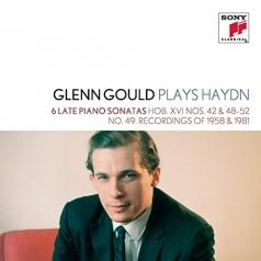 Glenn Gould (Гленн Гульд): 6 Late Piano Sonatas