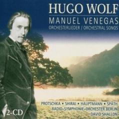 Radio-Symphonie-Orchester Berlin: Wolf: Orchesterlieder
