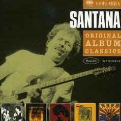 Santana (Карлос Сантана): Original Album Classics 2