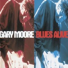 Gary Moore (Гэри Мур): Blues Alive