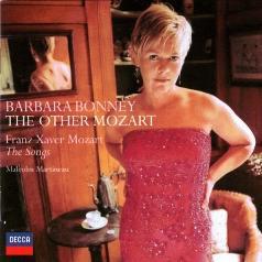 Barbara Bonney (Барбара Бонней): Mozart: Songs