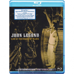 John Legend (Джон Ледженд): Live At The House Of Blues