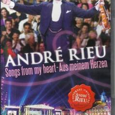 Andre Rieu ( Андре Рьё): Aus meinem Herzen