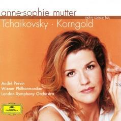 Anne-Sophie Mutter (Анне-Софи Муттер): Tchaikovsky / Korngold: Violin Concertos
