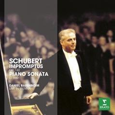 Daniel Barenboim (Даниэль Баренбойм): Sonata, D.960, Impromptus, D.935