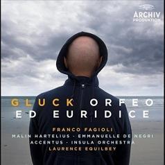 Franco Fagioli (Франко Фаджоли): Gluck Orpheo Ed Euridice