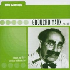 Groucho Marx (Граучо Маркс): Emi Comedy Vol. 2
