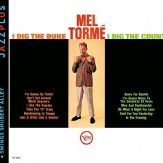 Mel Torme (Мел Торме): I Dig The Duke, I Dig The Count/ Swings Shubert Alley