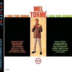 Mel Torme (Мел Торме): I Dig The Duke, I Dig The Count/ Swings Shubert Alley