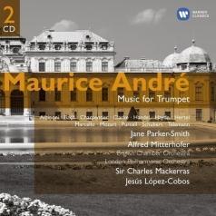 Maurice Andre (Морис Андре): Music For Trumpet And Organ