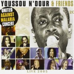 Youssou N'Dour (Юссу Н'Дур): Live 2005 - United Against Malaria Concert