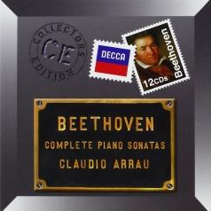 Claudio Arrau (Клаудио Аррау): Beethoven: The Piano Sonatas
