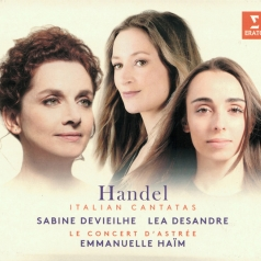 Georg Friedrich Händel: Italian Cantatas