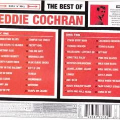 Eddie Cochran (Эдди Кокран): The Very Best Of