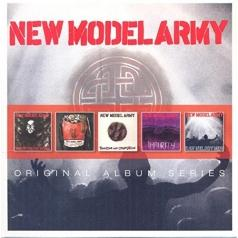 New Model Army: Original Album Series