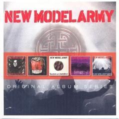 New Model Army: Original Album Series