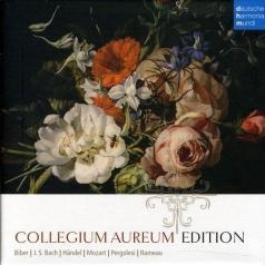 Collegium Aureum (Коллегиум Джапан): Collegium Aureum-Edition