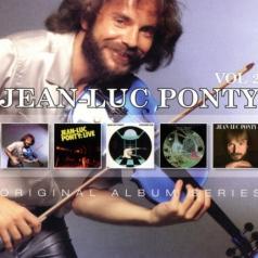 Jean-Luc Ponty (Жан-Люк Понти): Original Album Series
