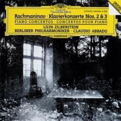 Claudio Abbado (Клаудио Аббадо): Rachmaninov: Piano Concertos Nos.2 & 3