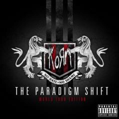 Korn (Корн): The Paradigm Shift - tour edition