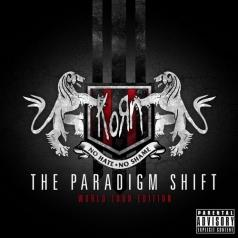 Korn (Корн): The Paradigm Shift - tour edition